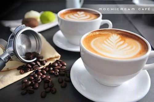 Mochiecream Cafe