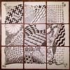 Finished! 9-tile composition.