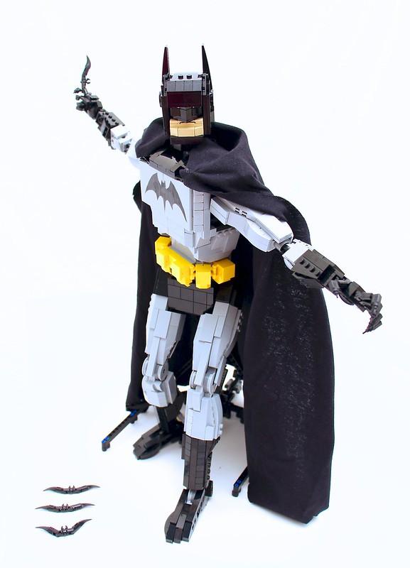 Articulated Batman