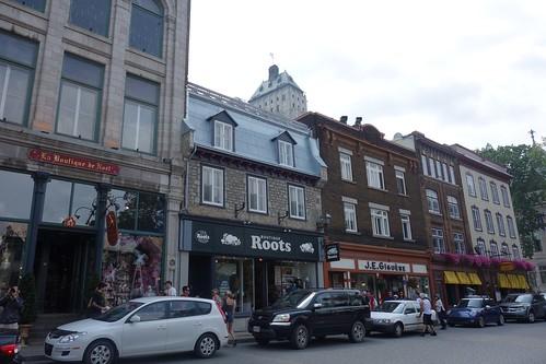 Rue de Baude Quebec City