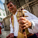 Traditional Music Performer Dubrovnik Croatia by GLN IMAGES