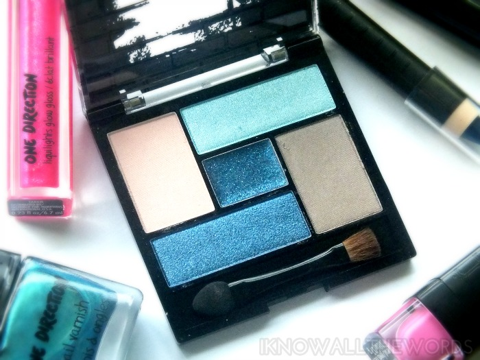makeup by one direction up all night 5 shadow palette (4)