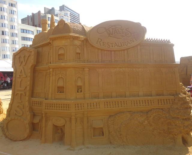 Sculpures sur sable Disney - News Touquet p.1 ! 14956524882_a805f200e5_z