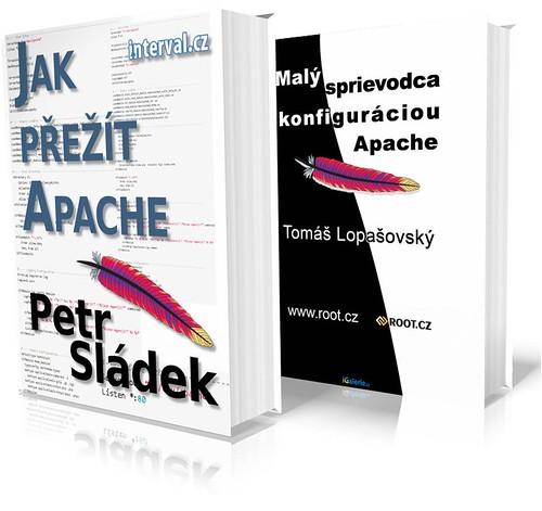 Dva průvodci konfigurací Apache