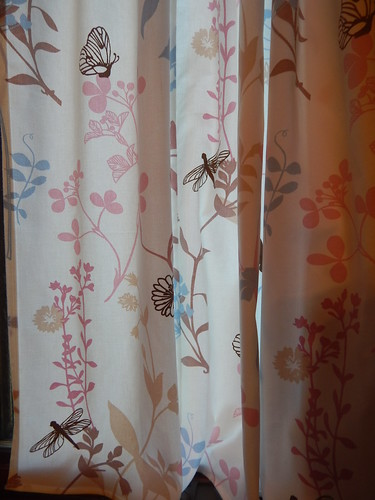 Sewing Room curtains