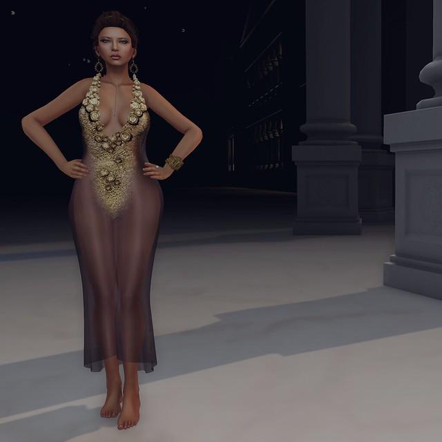 Ebony Aphrodite 1