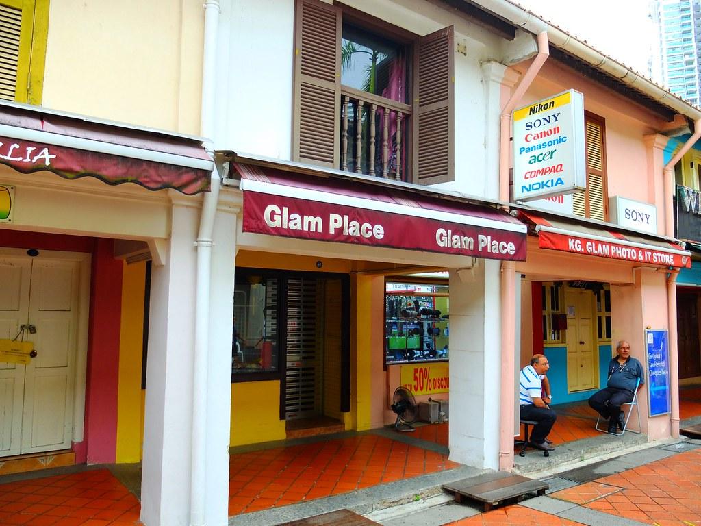 kampong glam-haji lane
