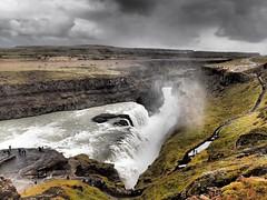 Gulfoss waterfall - Iceland