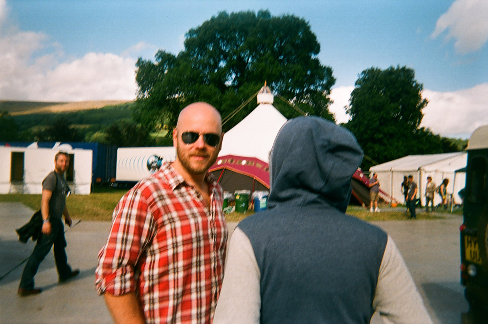 Green Man Disposable: Boy & Bear