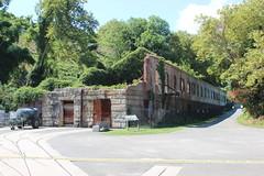 Torpedo Storage Building, Fort Wadsworth