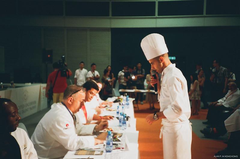 Chef's Presentation