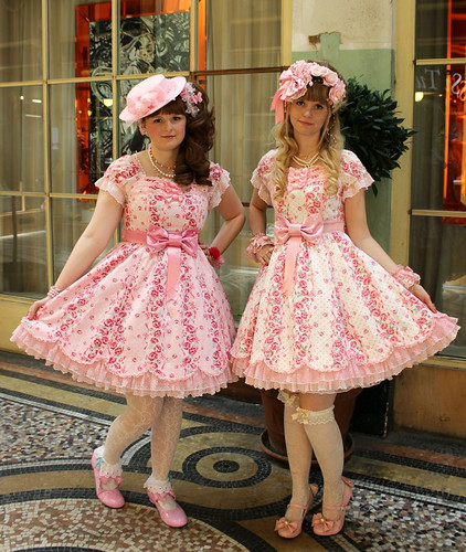 Pink Princesses