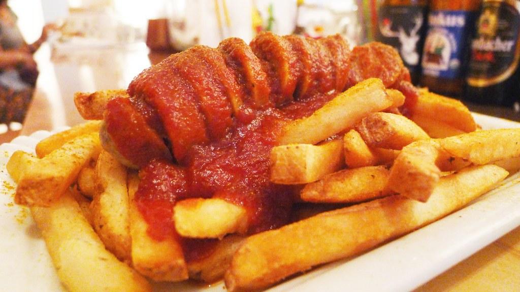 german currywurst - photo #36