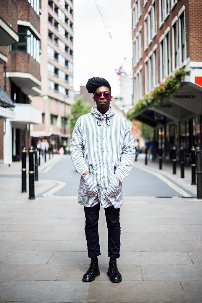 Street Style - Reece, Carnaby Street