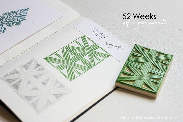 52 Weeks of Print: 25/52