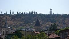 Statua Kartlis Deda, Tbilisi.