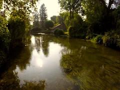 La Nonette, Gouvieux (Oise, France)