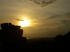Sunset at Phnom Bakheng Angkor Thom - 27