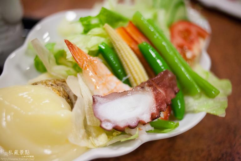 台南私藏景點--新都巷日本料理 (16)