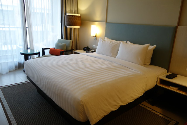 Deluxe Guest Room at Courtyard by Marriott Bali Seminyak - Aug 2014