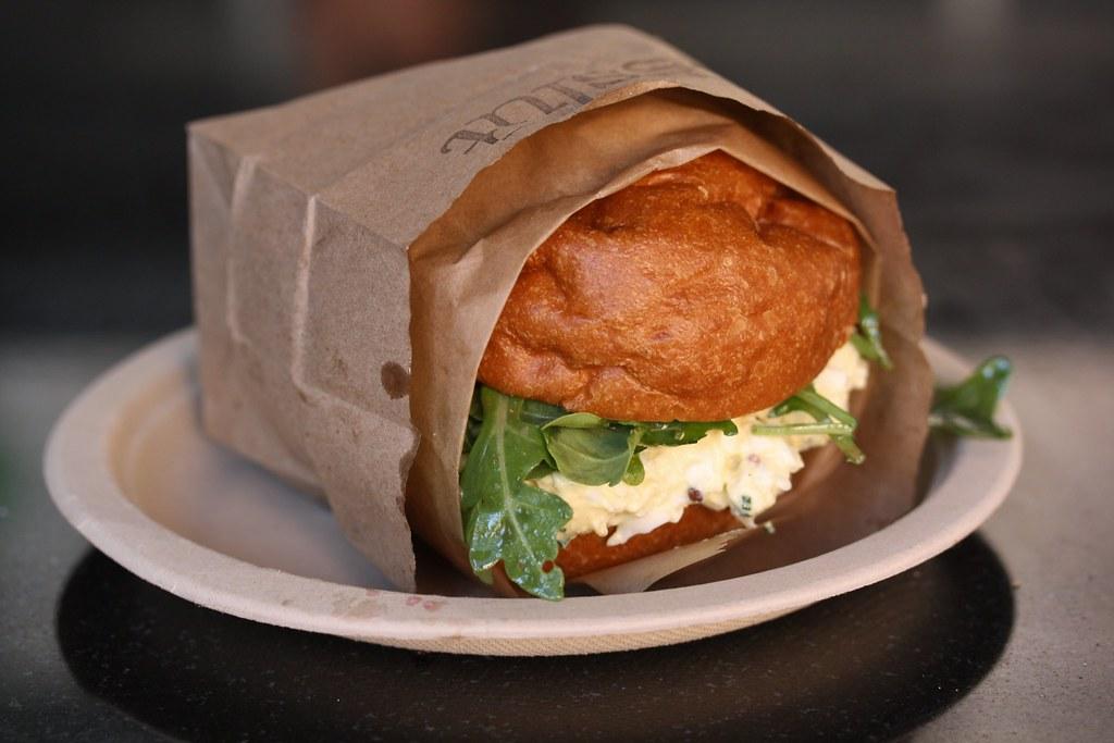 Work It, Berk: Eat in Los Angeles: Eggslut