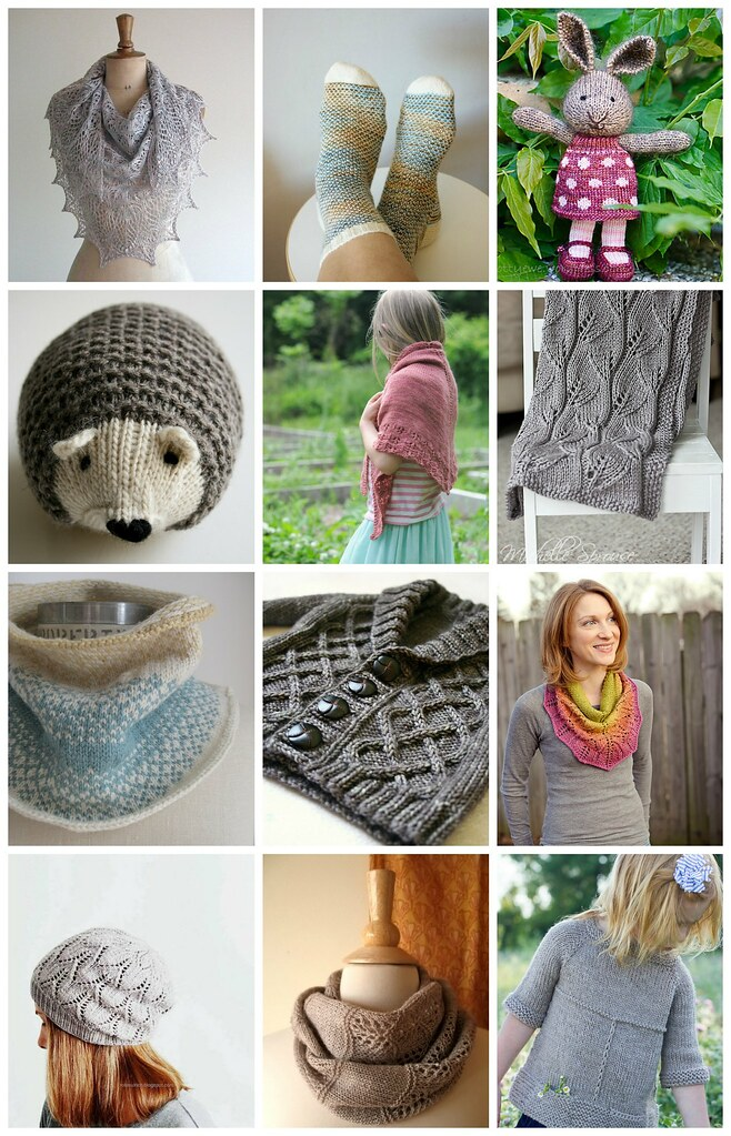 Fall Knitting Wish List