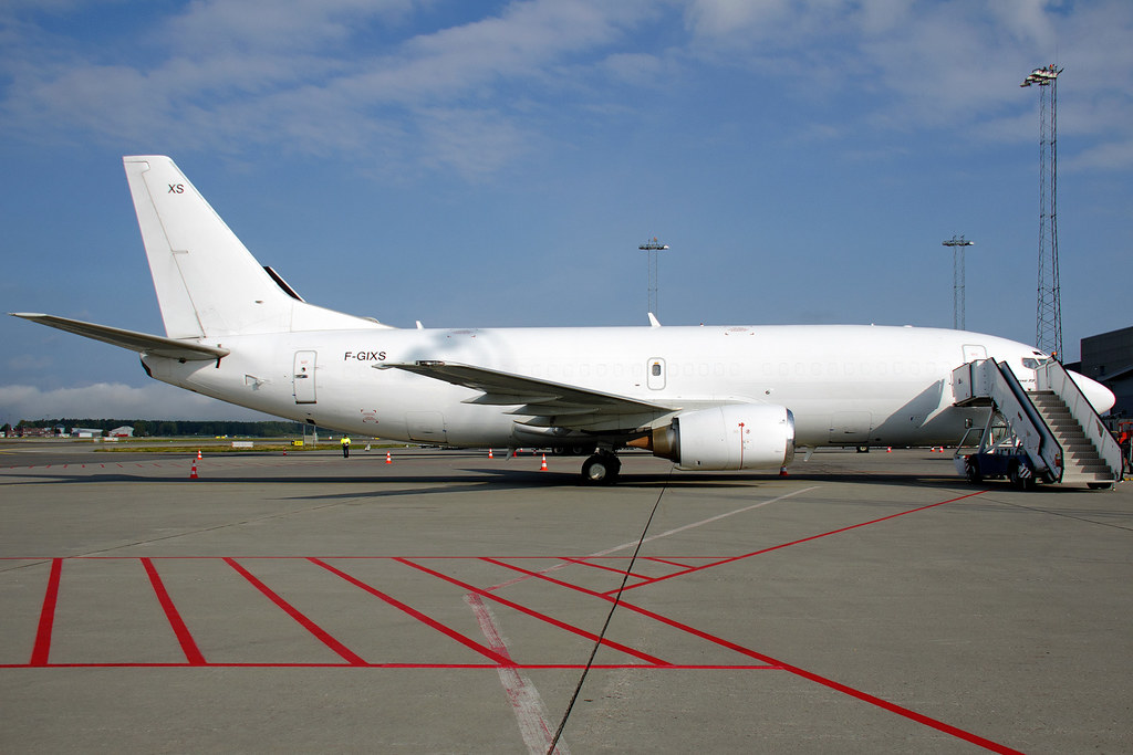 F-GIXS - B733 - Not Available