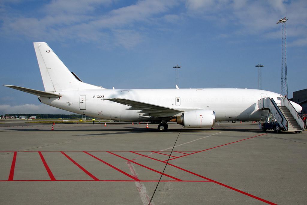 F-GIXS - B733 - Skysouth