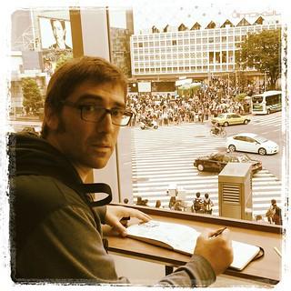 #japon #urbansketch #sibuya