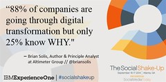 Why digital transformation by Brian Solis