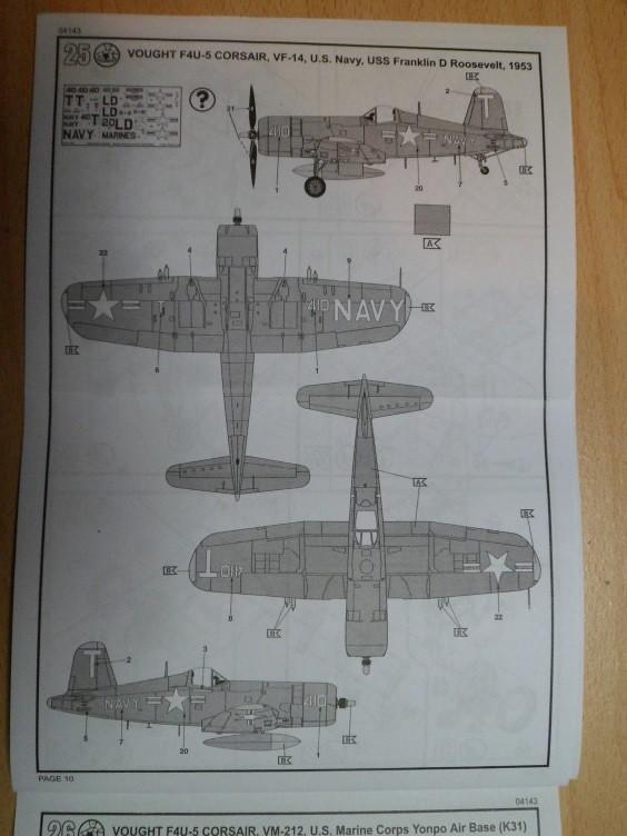 Vought F4U-5-Corsair [Revell 1/72] - Voilaaaa c'est finiiiiii (bis) !  15115189770_ceba1facdd_b