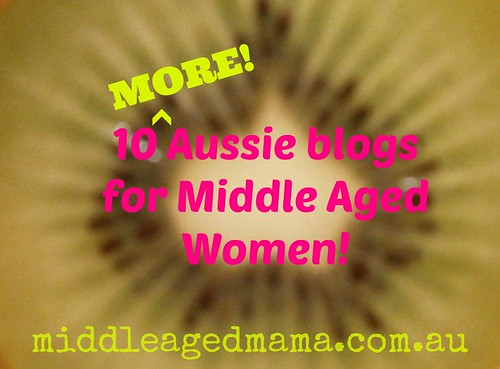 Blogs for middle aged women