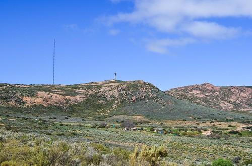 Leliefontein's antennas