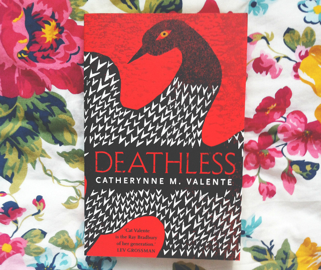 deathless by catherynne m valente book review underhyped reads book blogger uk vivatramp