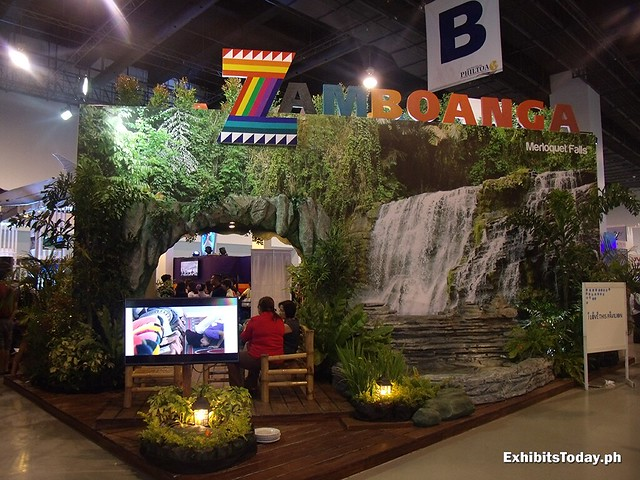 Zamboanga Exhibit Booth