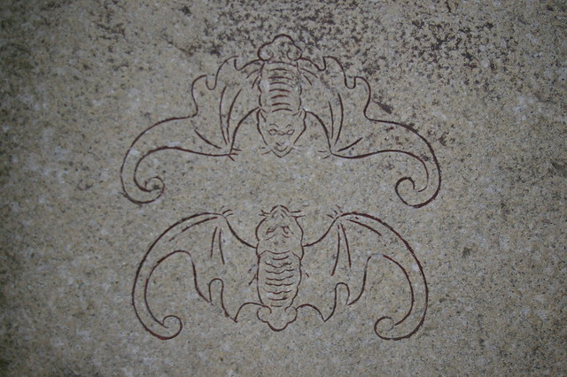 Bats of the Marble Walkway