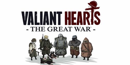 Valiant Hearts: The Great War now available on the Apple Store