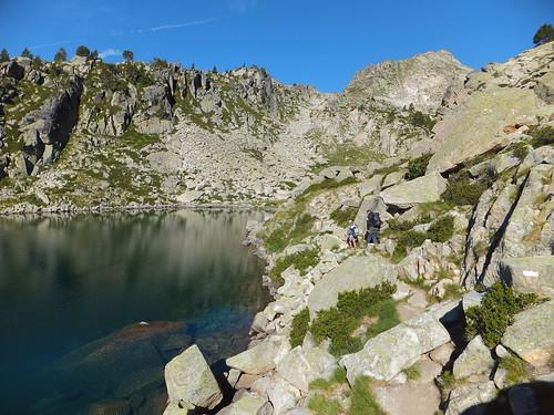 Lac du Gourg de Rabas 242