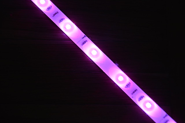 2.led purple
