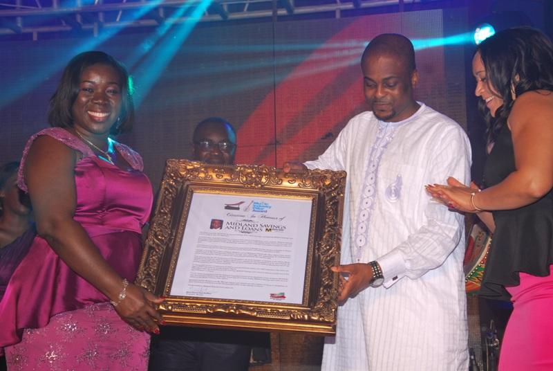 Midland's Award