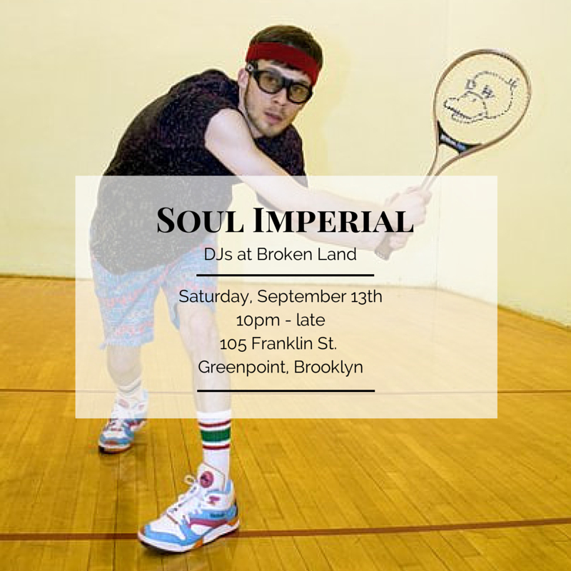 Soul Imperial Broken Land September