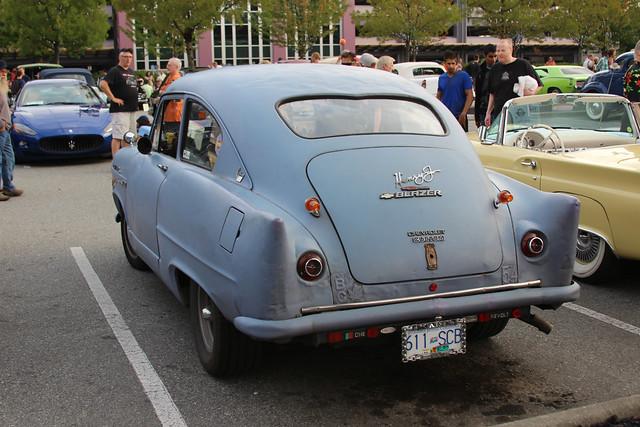 1954 Henry J rear