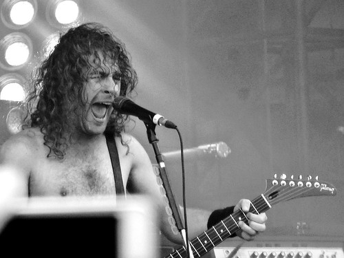Airbourne @ Rock en Seine 2014