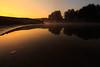 Восход на реке Оскол