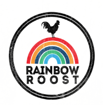 the rainbow roost color option