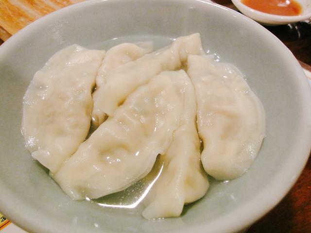 Kirasse Main Store: Boiled Gyoza