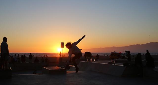The beach skater