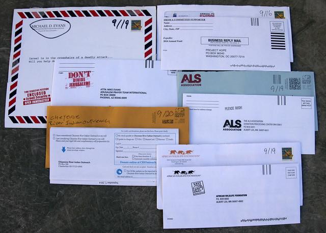6 charities