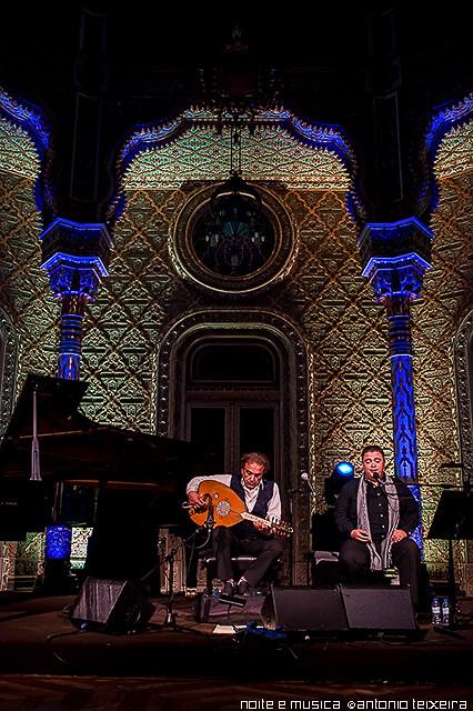 Ricardo Ribeiro & Rabih Abou-Khalil - Caixa Ribeira