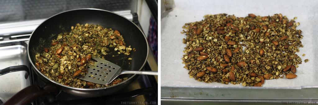 18833096951 9df84e5943 b - A quick Matcha Granola recipe to perk up your Mondays